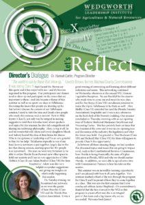 Wedgworth Class X Seminar IV Newsletter